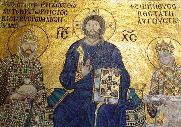 Η βυζαντινή τέχνη